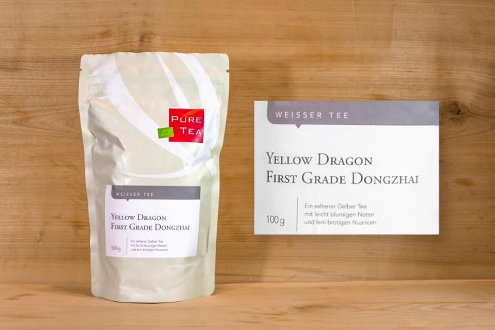 Pure Tea - Yellow Dragon First Grade Dongzhai 100g