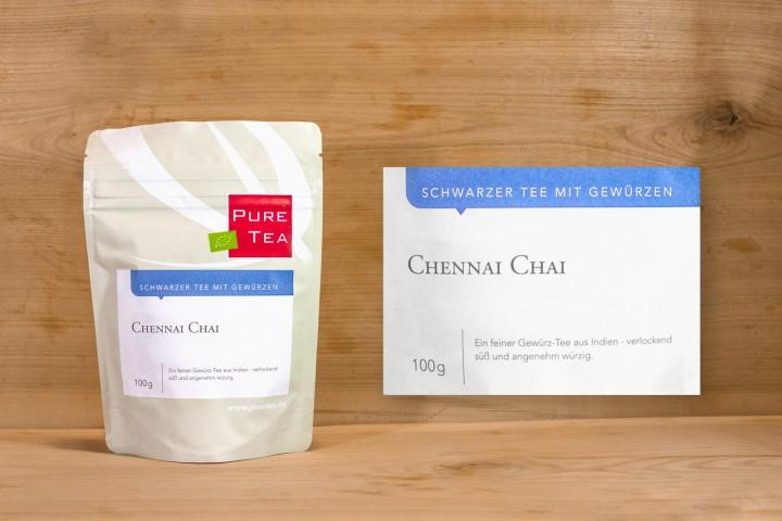 Pure Tea - Chennai Chai 100g