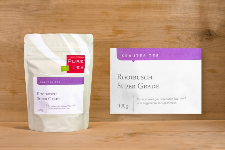 Pure Tea - Rooibusch Super Grade 100g