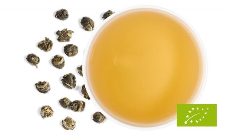 Pure Tea - China Jasmin Silver Dragon Pearls 100g