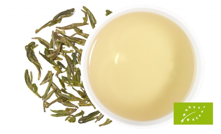 Pure Tea - China Lung Ching Finest Grade 100g