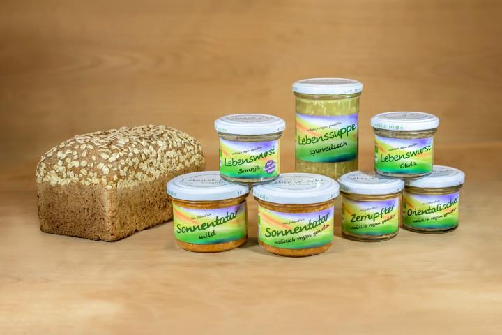 Kennenlern-Paket Vegan